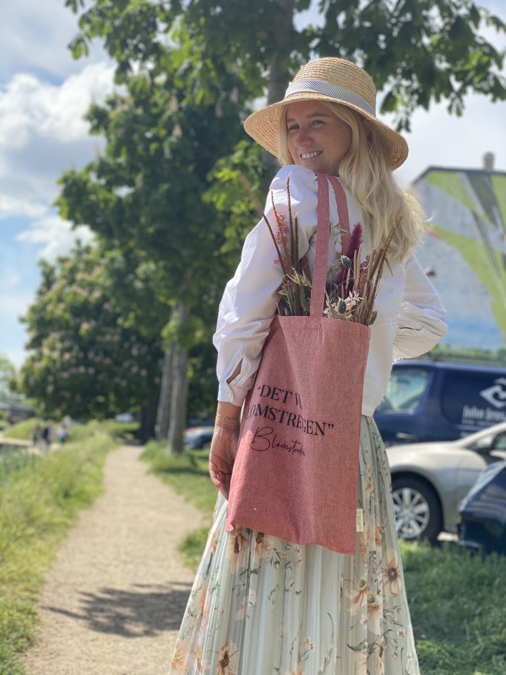Cecilie Bremer X Blomsterdrøm